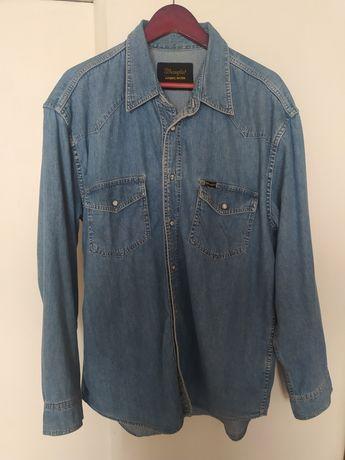 Koszula/kurtka jeansowa Wrangler