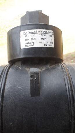 Продам полиэтиленовый шар кран