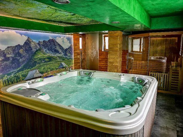 Domek w Górach U ŚLIWIOKA sauna, jacuzzi
