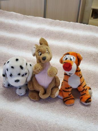 Мягкие игрушки из мультфильмов