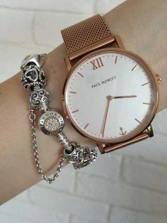 NOWY zegarek Paul Hewitt Sailor rose gold damski OKAZJA