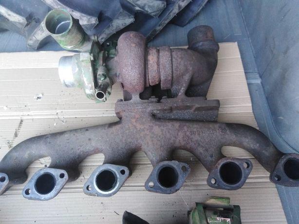 Турбіна, блок, головка, мотор john deere 6359. Комбайн 965, 975, 1075.