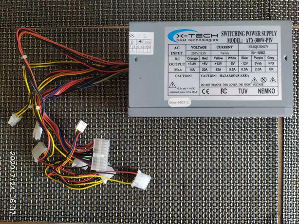 Блок питания компьютерный L&C LC-8360BTX 350 Вт.