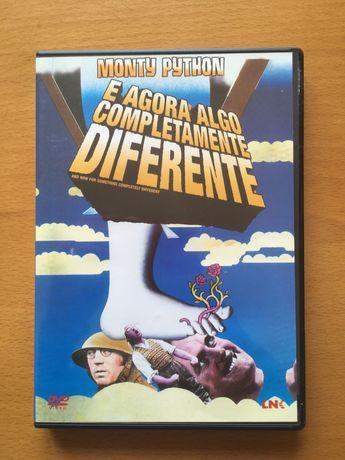 DVD Monty Python - E agora algo completamente diferente DVD