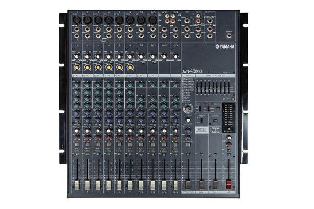 Yamaha EMX 5014C - mikser ze wzmacniaczem