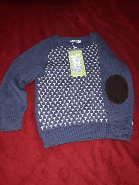 Джемпер свитер бемби