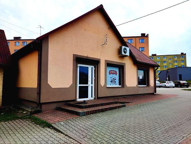 Lokal handlowo-usługowy 100m2, do wynajęcia w centrum m. Sędziszów.