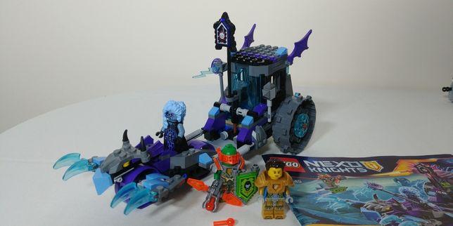 Zestaw lego Nexo Knights 70349 jak nowy