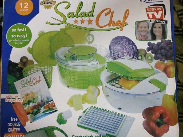 Овощерезка универсальная Salad chef