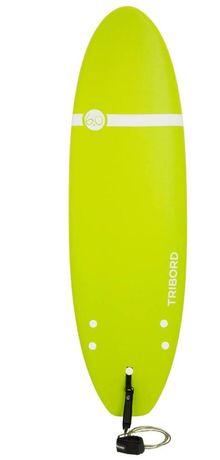 Prancha de Surf 100 6´0 como nova