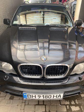 Пробам BMW х5 е53