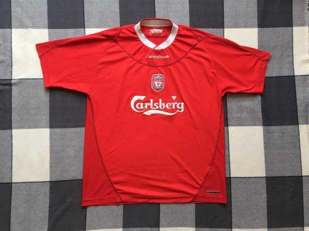 Oryginalna koszulka Liverpool retro sezon 2002/04 rozmiar XL