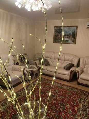 3-комнатная квартира на Балковской, Приморский район