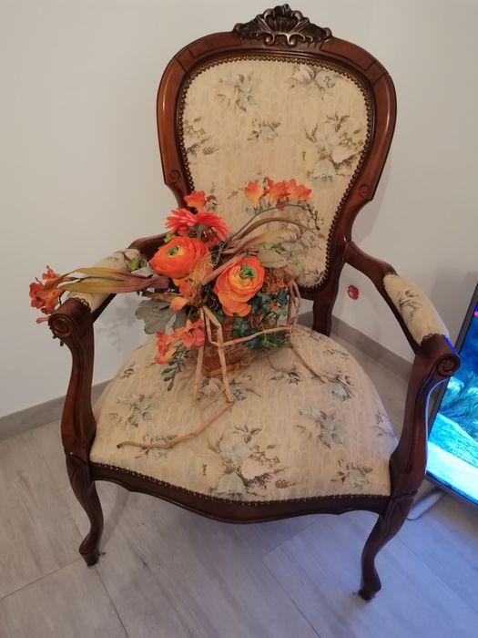 Fotel ludwikowski Rożek Krzymowski - image 1