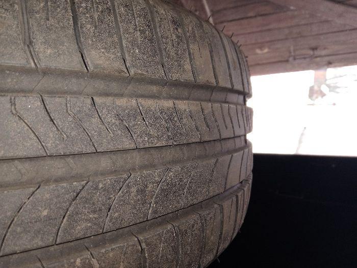 Opony letnie Michelin 205/55/16 Więcbork - image 1