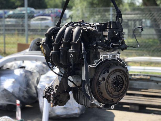 Форд Фокус 2 С Макс мотор 1.6 бензин двигатель двигун шрот