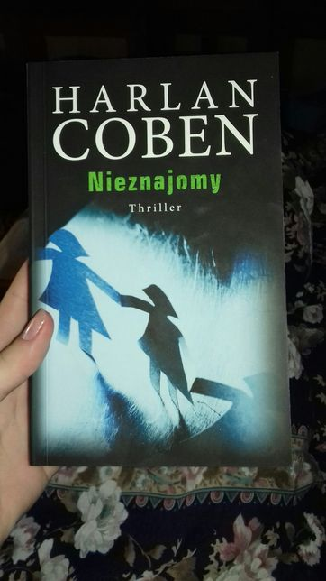 NOWE Książki Harlan Coben