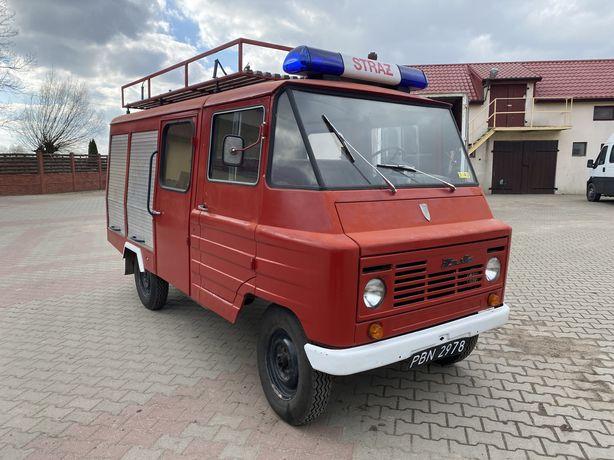 Żuk strażacki z roku 1981
