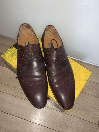 Мужские туфли Antonio Biaggi  45 ращмера кожа