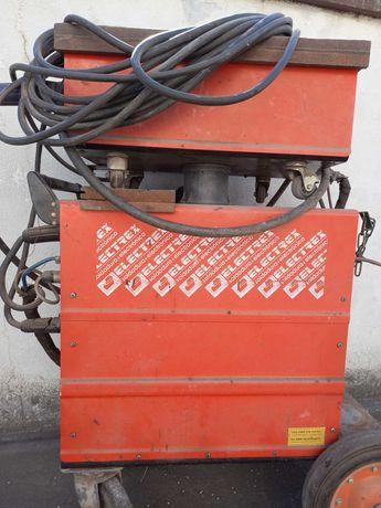 Máquina de soldar semiautomática Electrex MIG 353B