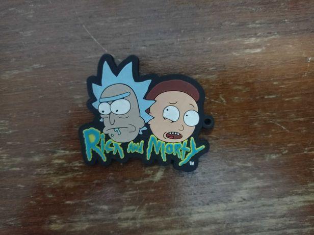Porta Chaves - Rick and Morty