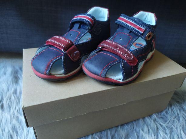 Sandały chłopięce 21 Lasocki Kids