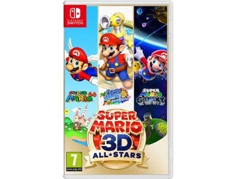 Nintendo Switch Mario 3d All Stars