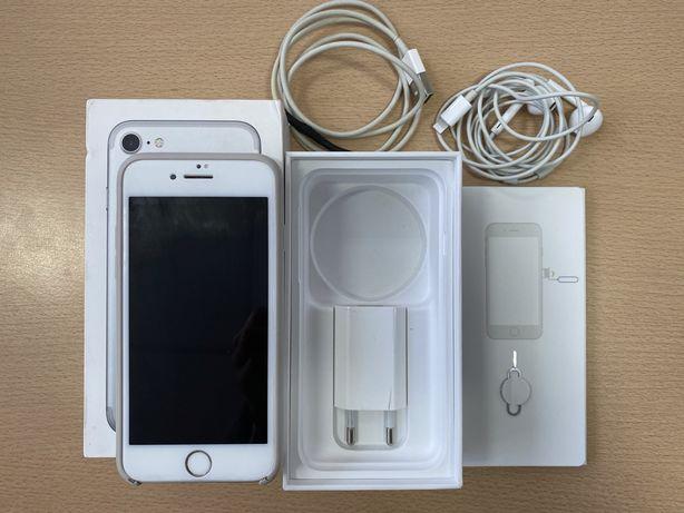 Iphone 7  128 gb silver