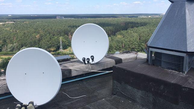 Спутниковое ТВ, Т2, Видеонаблюдение, GSM сигнализация