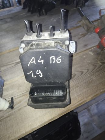 Pompa sterownik ABS audi a4 b6 .