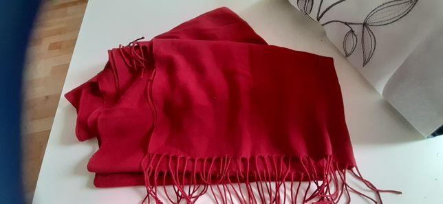 Szalik  CODELLO kolor burgund