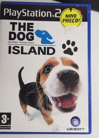 Jogo Playstation 2 - The Dog Artlist Collection - Island