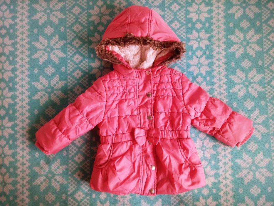 Kurtka/plaszczyk zimowy dziewczęca Bytom - image 1
