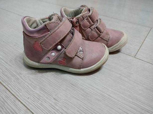 Buty dla dziewczynki r 21