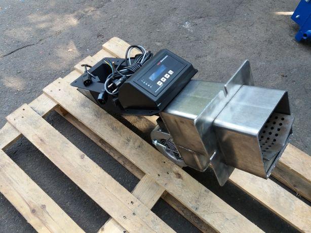 Пеллетная горелка 10-50 кВт. в твердотопливный котел длительного горен