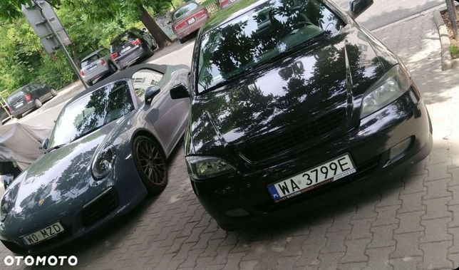 Opel Astra Opel Astra G IRMSCHER Auto od Fana Motoryzacji