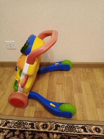 Дитяча ходилка,  каталка,  ходунці, Допоміжні ходунці для діток