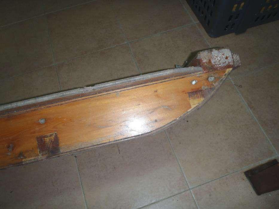 Trenó de madeira I Torres Novas - imagem 1