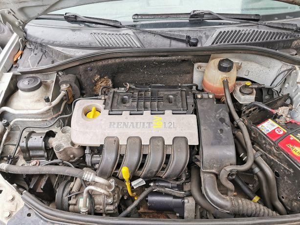 Skrzynia biegów RENAULT Clio II 1.2 16v 75KM JB1513