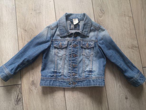 Детская джинсовая куртка H&M 86 размера