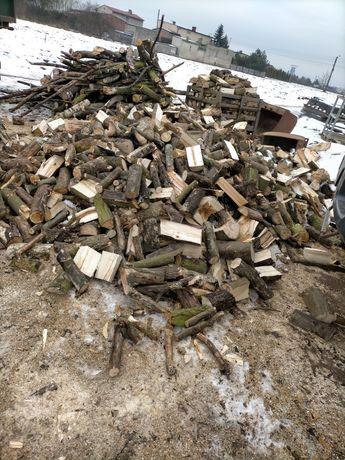 Drewno na opał kominka itp