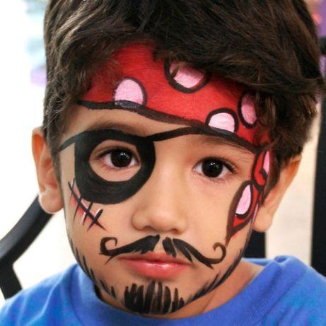 Аквагрим Аквагример выездной на праздник БодиАрт Детский Гримм