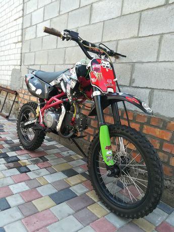 Питбайк Viper zs125p