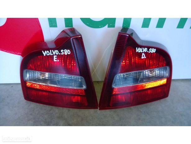 Farolins Volvo S80