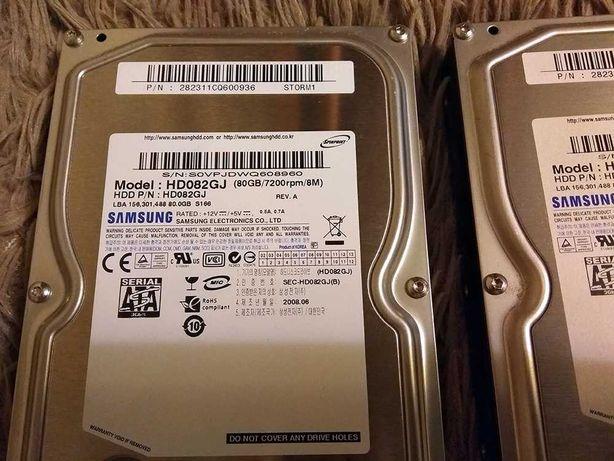 Жесткий диск Samsung 80Gb(SATA)