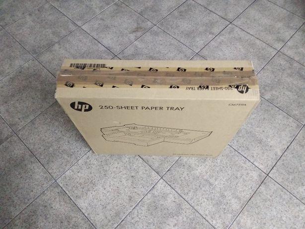 HP modulo 250 sheet paper tray CM759A produto novo em caixa