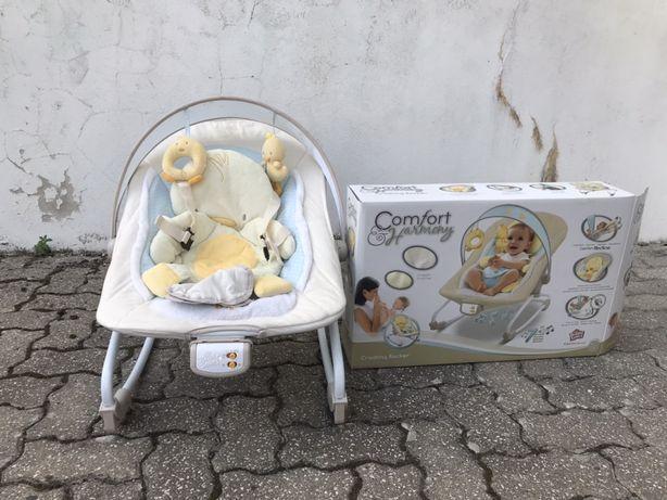 Espreguiçadeira Bebé Bright Starts