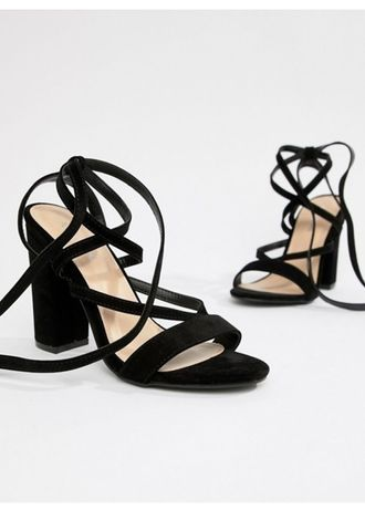Public Desire sandalki na słupku 38