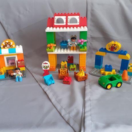 Lego Duplo 10836 Duże miasteczko