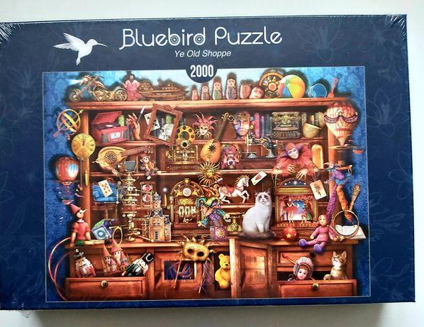Puzzle Bluebird 2000